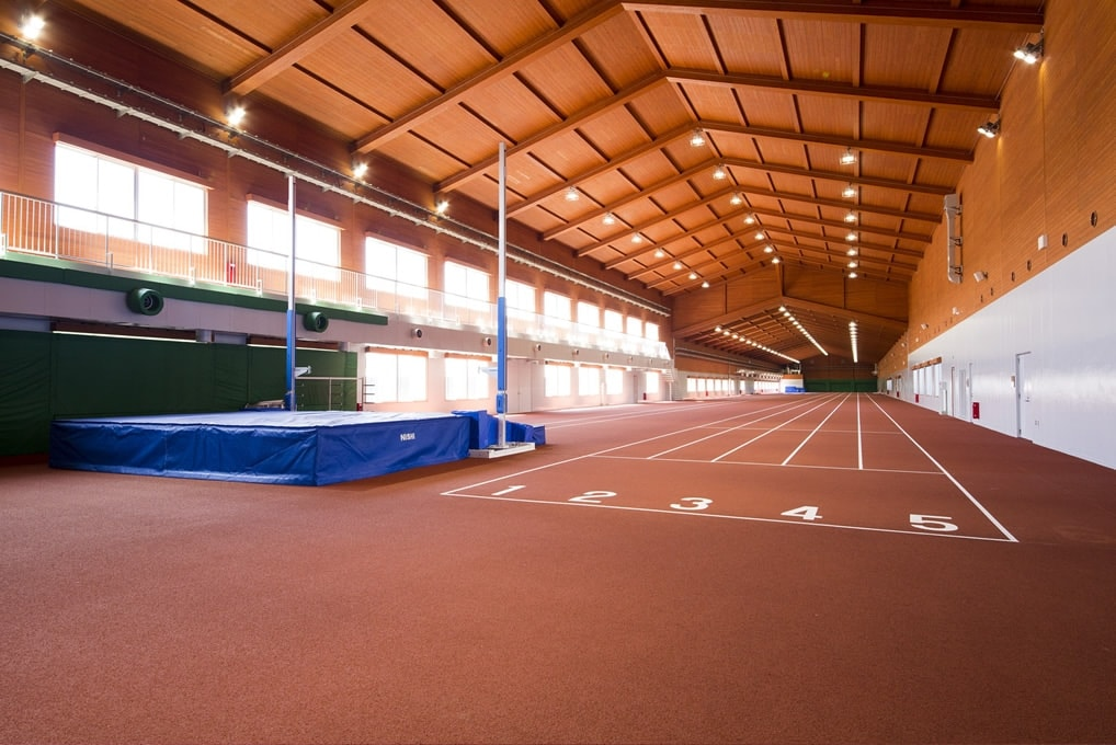 室内競技場イメージ