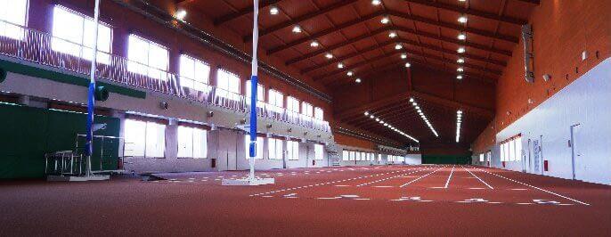 室内競技場